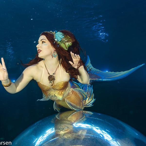 zeemeermin zwemles
